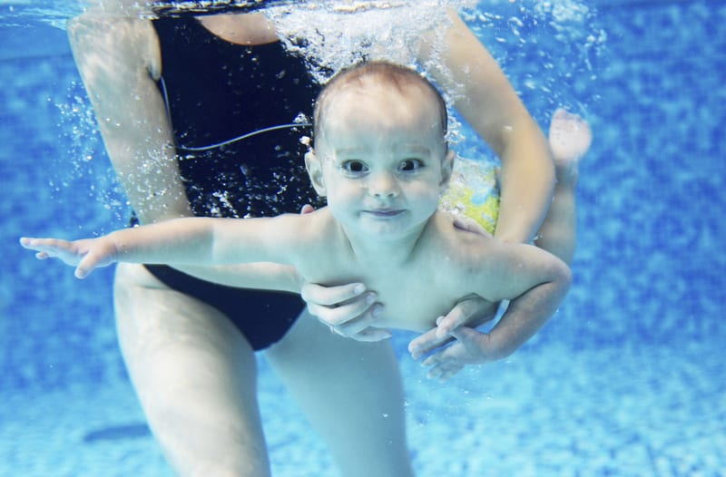 How Do I Know my Child is Ready for Swim Lessons?