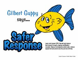 Gilbert Guppy says Safer Response