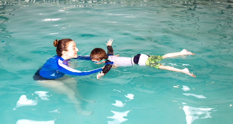 Swim Strokes for Young Swimmers
