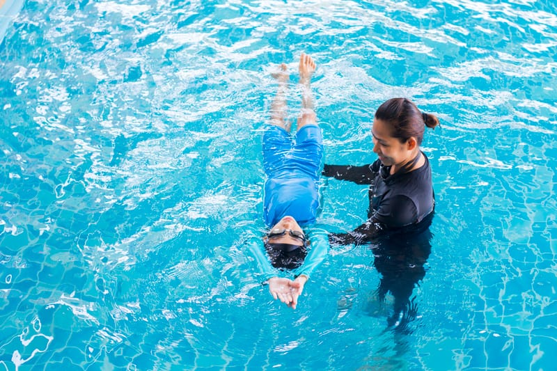 Swimming Lessons for Children with Sensory Disorders Offer a Wealth of Benefits