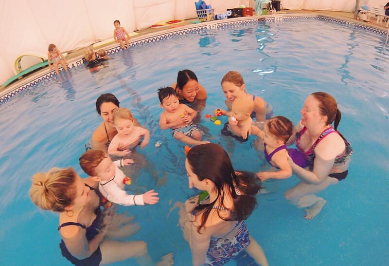 A First-Time Mom's Guide to Infant Swimming Lessons