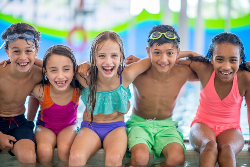 Health Benefits of Swimming for Children and Adults