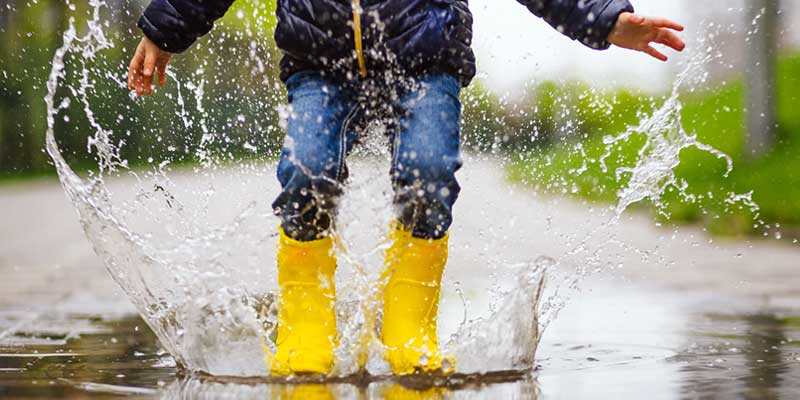 Rainy Day Activities for Your Family