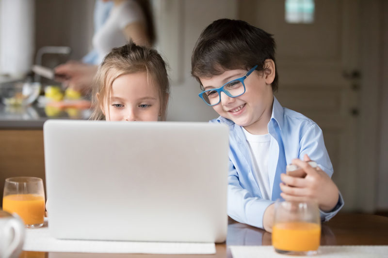 Screen Time for Kids: Creating Healthy Habits