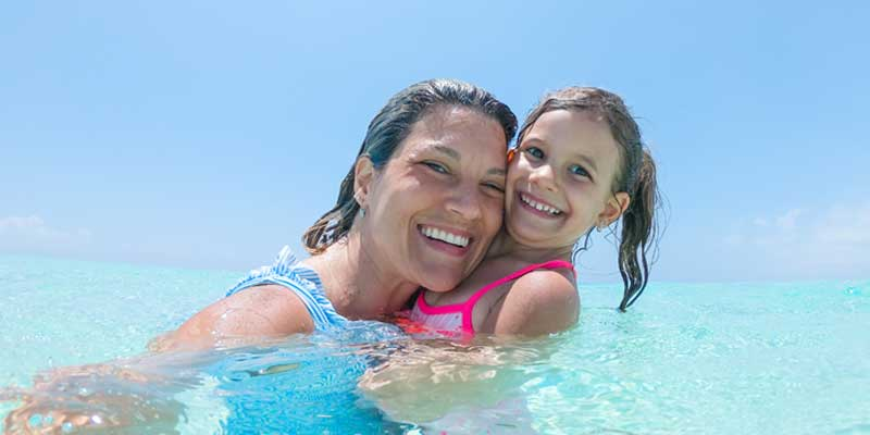 How Swim Lessons Make Vacations More Fun